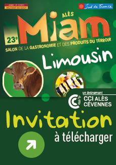 Téléchargez votre invitation MIAM 2015