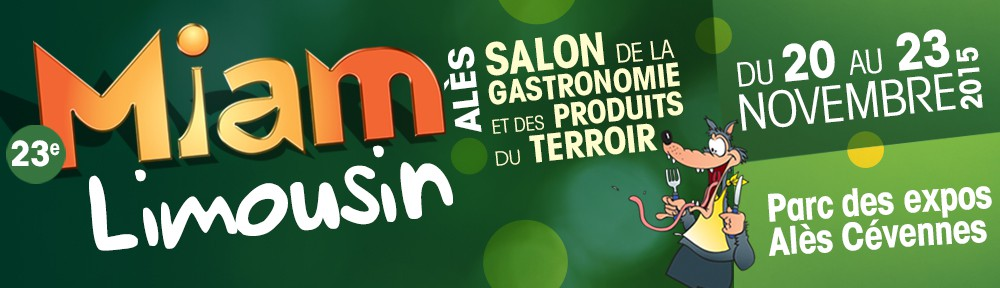 Salon Miam Alès 2015 – Site officiel
