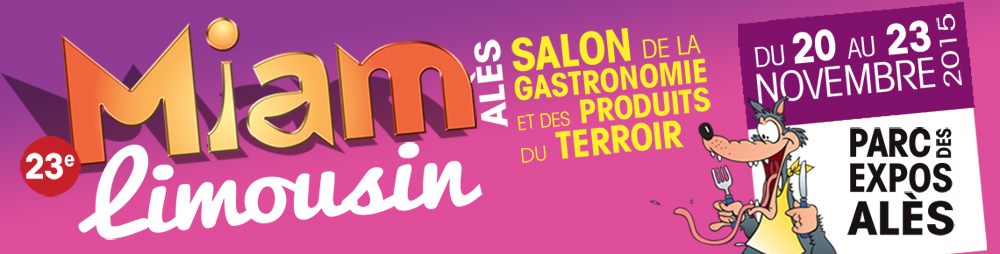 Salon Miam Alès 2015 – Site officiel