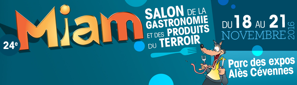 Salon Miam Alès 2016 – Site officiel