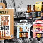 Coffret découverte bières Coreff