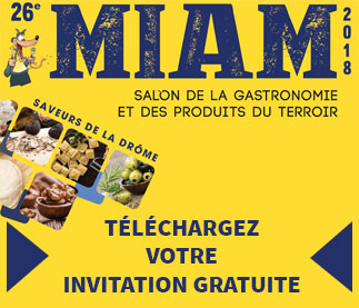 Invitation Miam 2018